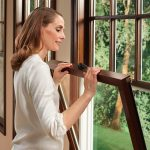 Brown Marvin Ultimate Double Hung Windows