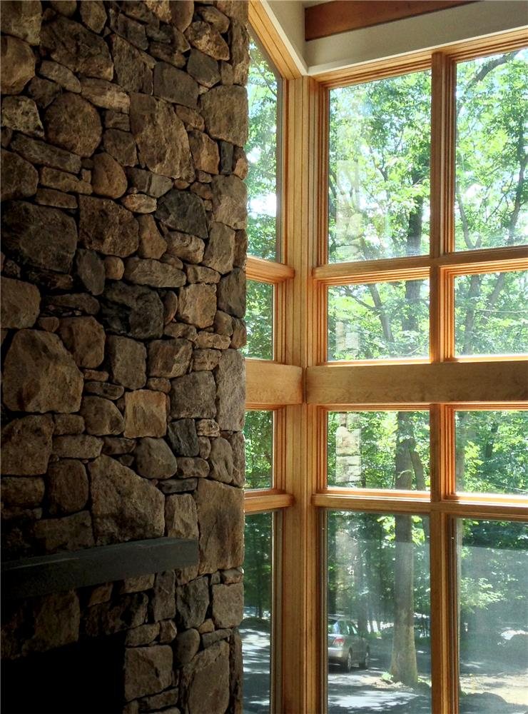 Light Wood Marvin Integrity Windows