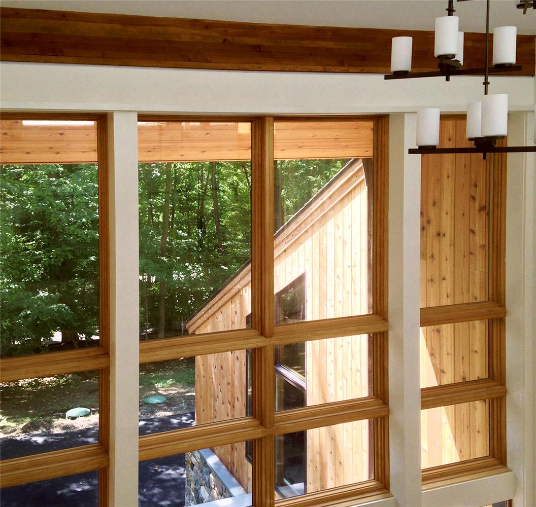 White Wood Marvin Integrity Windows
