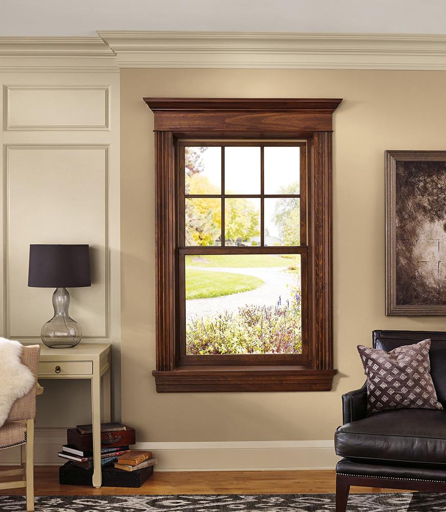 Wood Integrity Insert Window