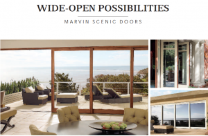Marvin patio doors