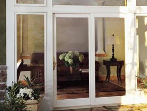 Integrity Four Panel Sliding French Door