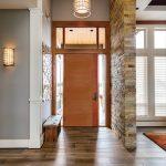 Simpson Light Brown Front Doors