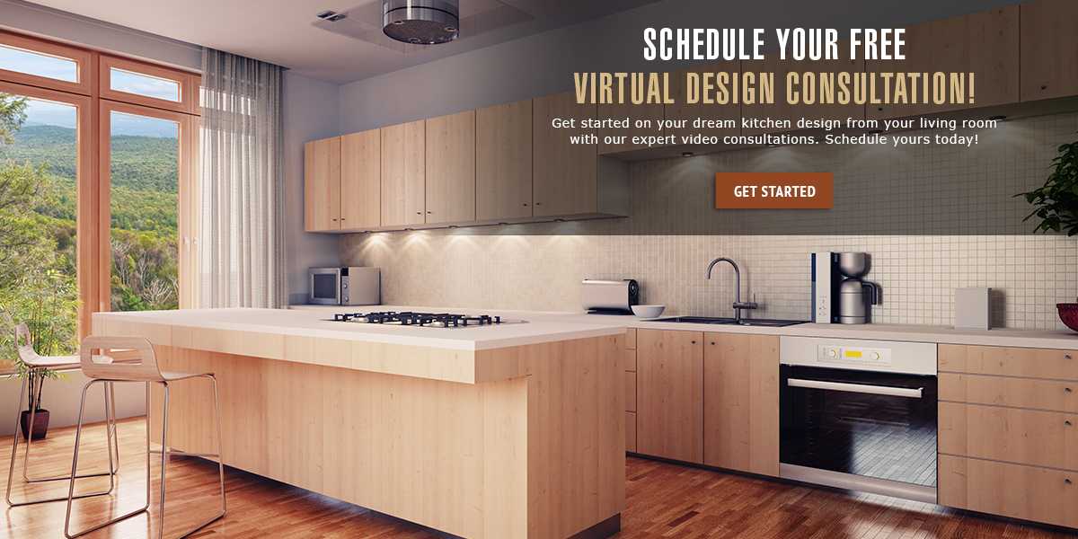 Virtual Kitchen Design Consultations Now Available at GNH!