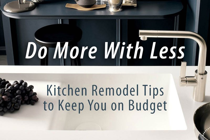 Featured Image for Kitchen Design Tips: How to Do More with Less