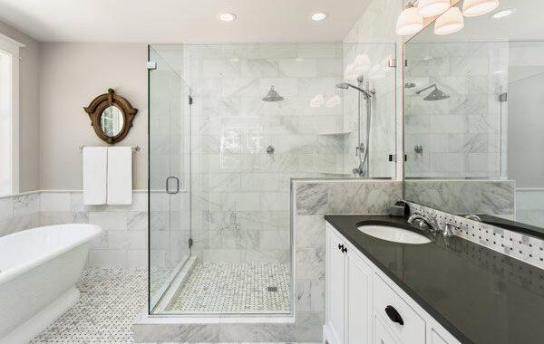 7 DIY Creative Bathroom Tile Ideas